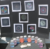 Mandala's and Meditation Jars